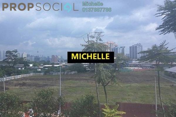For Rent Land at Taman Segambut Indah, Jalan Ipoh Freehold Unfurnished 0R/0B 192k