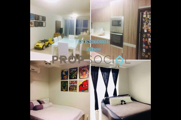 For Rent Condominium at Pacific Place, Ara Damansara Freehold Fully Furnished 2R/2B 2.1k