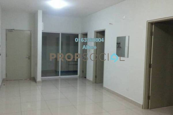 For Rent Condominium at Pacific Place, Ara Damansara Freehold Semi Furnished 2R/2B 1.6k