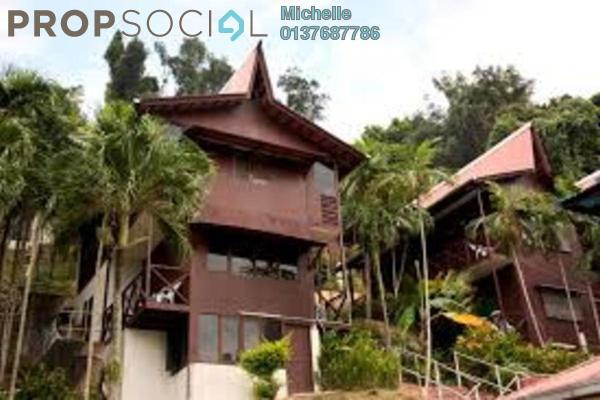 For Sale Land at Pasir Bogak, Pulau Pangkor Freehold Fully Furnished 100R/100B 19m