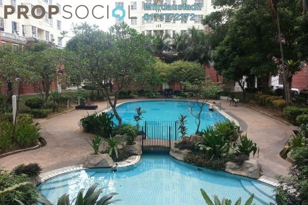 For Sale Condominium at D'Kiara Apartment, Pusat Bandar Puchong Freehold Unfurnished 3R/2B 375k