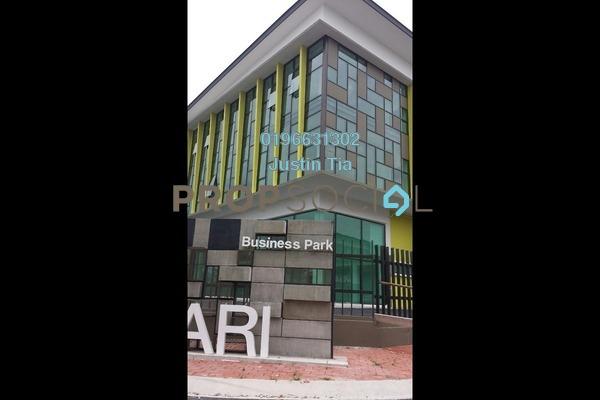 For Rent Factory at Amari Business Park, Batu Caves Freehold Semi Furnished 0R/0B 14k