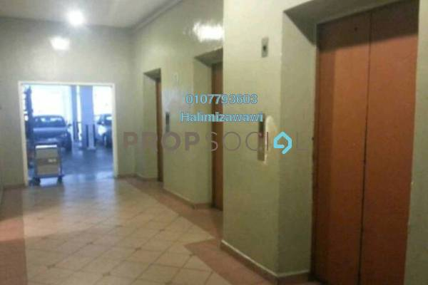 For Sale Apartment at Sri Gotong Apartment, Selayang Freehold Semi Furnished 3R/2B 320k
