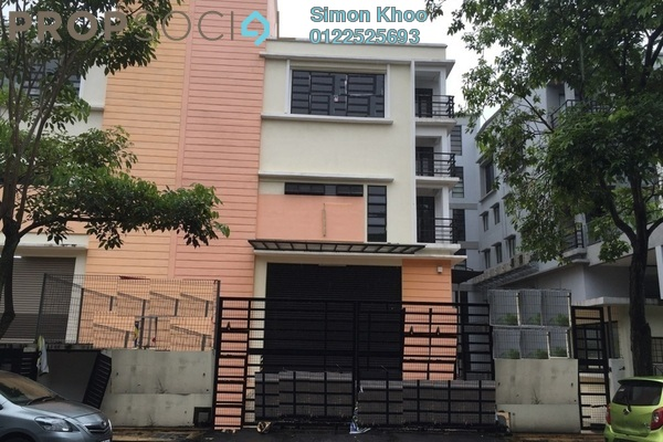 For Rent Factory at Tangkas Arena, Subang Jaya Freehold Unfurnished 0R/0B 15k