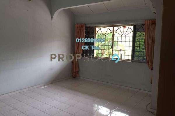 For Sale Terrace at Taman Bukit Maluri, Kepong Freehold Semi Furnished 4R/3B 960k
