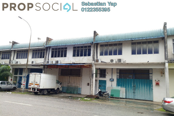 For Sale Factory at Taming Jaya Industrial Park, Balakong Freehold Unfurnished 0R/0B 2.4m