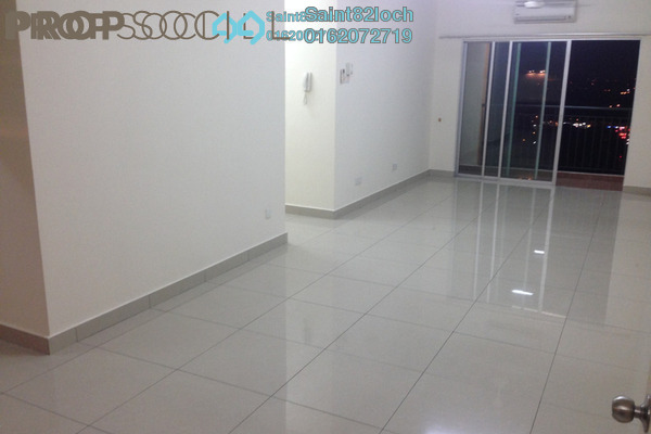 For Rent Condominium at Connaught Avenue, Cheras Freehold Semi Furnished 3R/2B 1.3k