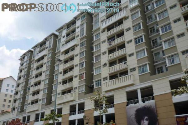 For Sale Condominium at Fortune Avenue, Kepong Leasehold Fully Furnished 3R/2B 480k