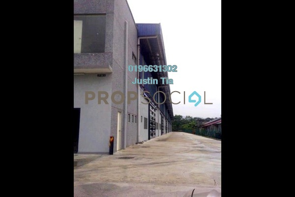 For Rent Factory at Kampung Baru Sungai Buloh, Sungai Buloh Freehold Semi Furnished 0R/0B 23.5k