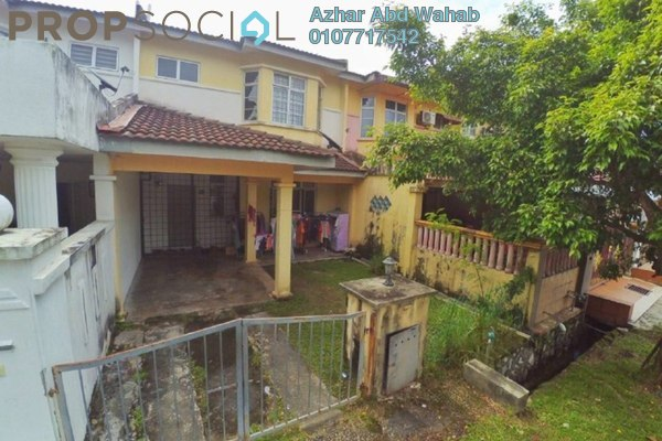 For Sale Terrace at Taman Lestari Putra, Bandar Putra Permai Leasehold Unfurnished 4R/3B 460k
