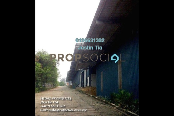 For Rent Factory at Kampung Baru Subang, Shah Alam Freehold Semi Furnished 0R/0B 16k