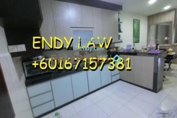 For Sale Terrace at Nusa Sentral, Iskandar Puteri (Nusajaya) Freehold Semi Furnished 4R/3B 658k
