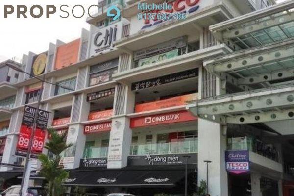 For Sale Shop at The Scott Garden, Old Klang Road Freehold Fully Furnished 3R/3B 2.8m