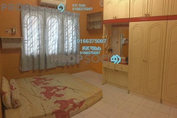 For Sale Link at Taman Sentosa, Klang Freehold Semi Furnished 3R/2B 285k