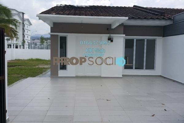 For Sale Terrace at Taman Menara Maju, Klang Freehold Unfurnished 4R/2B 508k
