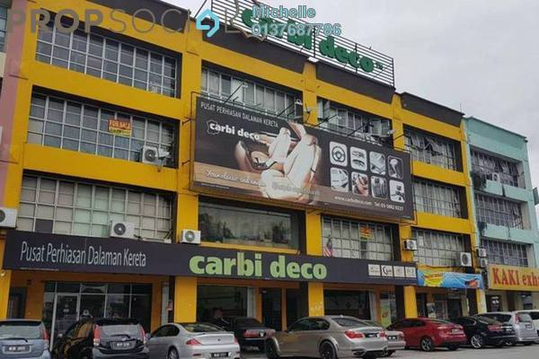 For Sale Shop at IOI Business Park, Bandar Puchong Jaya Freehold Semi Furnished 4R/4B 2.8m