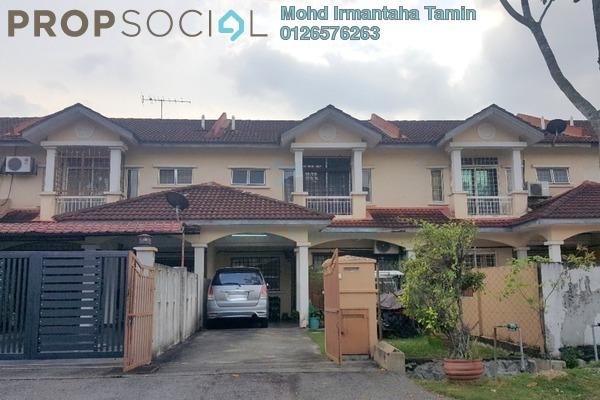 For Sale Terrace at Taman Kajang Perdana, Kajang Freehold Semi Furnished 4R/3B 460k