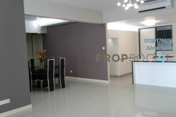For Rent Condominium at Ameera Residences, Petaling Jaya Freehold Semi Furnished 3R/3B 3.5k