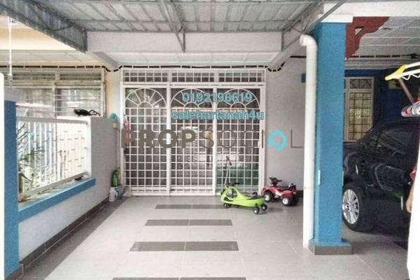 For Sale Terrace at Bandar Sri Putra, Bandar Seri Putra Freehold Semi Furnished 4R/3B 480k