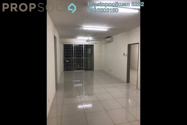For Rent Condominium at Platinum Lake PV10, Setapak Freehold Semi Furnished 4R/2B 1.55k