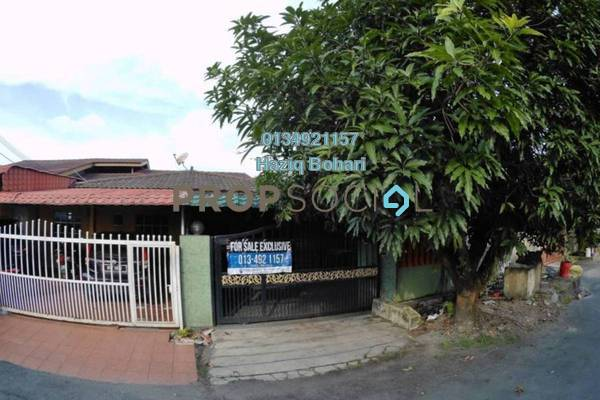 For Sale Terrace at Taman Sri Indah, Balakong Freehold Fully Furnished 3R/2B 380k