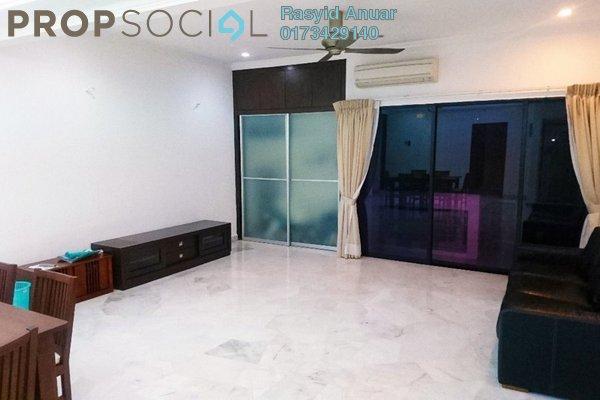 For Sale Condominium at Kiara Park, TTDI Freehold Semi Furnished 3R/2B 750k