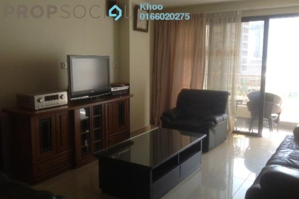 For Rent Condominium at Mutiara Villa, Bukit Ceylon Freehold Fully Furnished 2R/2B 2.7k