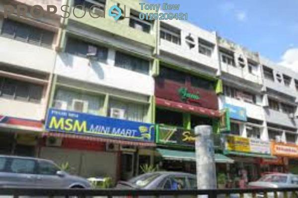 For Rent Shop at Taman Maluri, Cheras Freehold Semi Furnished 0R/0B 3.6k