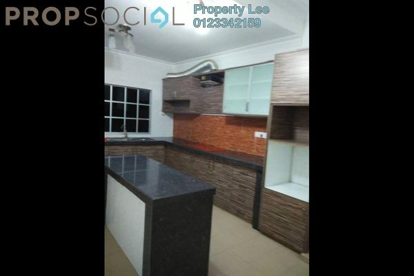 For Rent Terrace at BRP 1, Bukit Rahman Putra Freehold Semi Furnished 4R/3B 1.5k