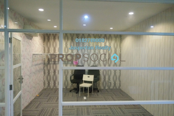For Rent Office at Saujana Impian, Kajang Freehold Semi Furnished 3R/1B 1.8k