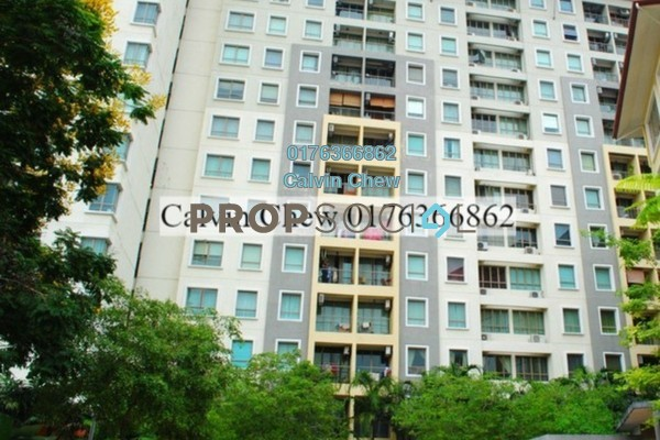 For Sale Serviced Residence at Ritze Perdana 1, Damansara Perdana Freehold Unfurnished 1R/1B 204k