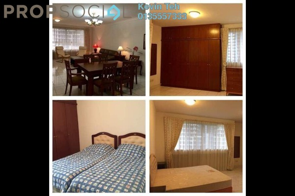 For Rent Condominium at Mont Kiara Pelangi, Mont Kiara Freehold Fully Furnished 3R/2B 3.6k