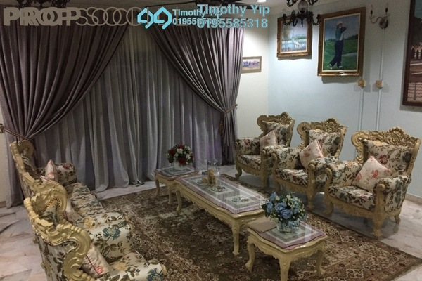 For Sale Semi-Detached at Taman Bukit Kajang Baru, Kajang Freehold Semi Furnished 4R/4B 650k