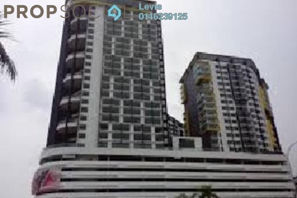 For Rent Condominium at Zeva, Bandar Putra Permai Freehold Fully Furnished 1R/1B 1.2k