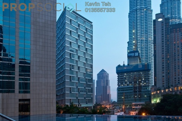 For Sale Condominium at One KL, KLCC Freehold Semi Furnished 3R/5B 4.69m