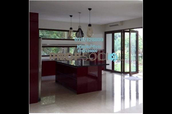 For Sale Bungalow at Bukit Bandaraya, Bangsar Freehold Semi Furnished 5R/5B 9m