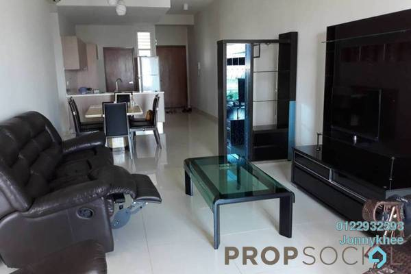 For Sale Condominium at Royal Regent, Dutamas Freehold Fully Furnished 3R/2B 690k