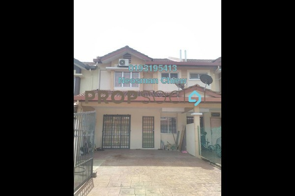 For Sale Terrace at Emerald West, Rawang Freehold Unfurnished 4R/3B 630k
