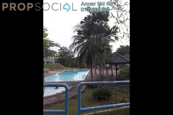 For Sale Apartment at Sri Kinabalu, Wangsa Maju Freehold Semi Furnished 4R/2B 455k