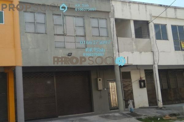 For Sale Factory at Taman Teluk Gedung Indah, Port Klang Freehold Unfurnished 1R/2B 328k