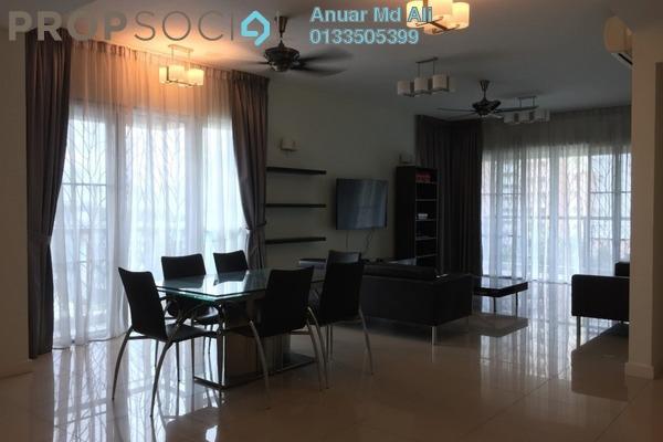 For Rent Condominium at Mont Kiara Banyan, Mont Kiara Freehold Fully Furnished 4R/4B 5.95k