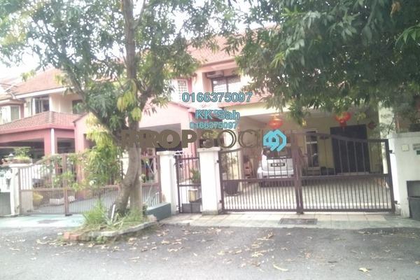 For Sale Link at Section 1, Bandar Mahkota Cheras Freehold Unfurnished 4R/3B 550k