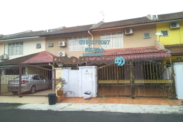 For Sale Terrace at Section 8, Bandar Mahkota Cheras Freehold Unfurnished 4R/3B 575k