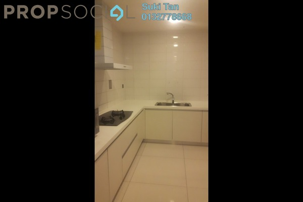For Rent Condominium at The Northshore Gardens, Desa ParkCity Freehold Fully Furnished 3R/4B 6k