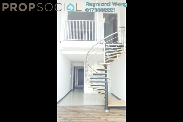 For Sale SoHo/Studio at Sphere Damansara, Damansara Damai Freehold Semi Furnished 1R/2B 320k