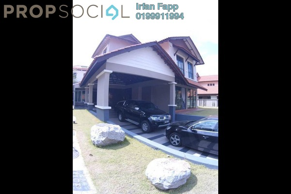 For Sale Bungalow at Country Heights Kajang, Kajang Freehold Semi Furnished 6R/6B 3.2m