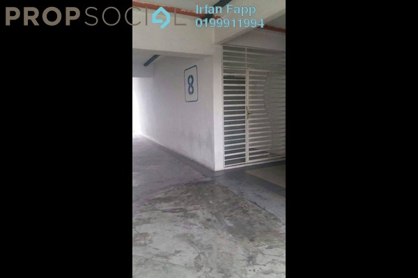 For Sale Apartment at Villa Tropika Apartment, Bangi Freehold Unfurnished 3R/2B 300k
