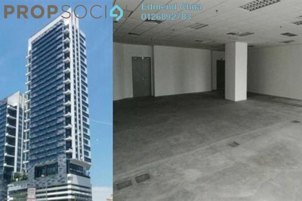For Rent Office at Mercu Mustapha Kamal, Damansara Perdana Freehold Semi Furnished 0R/0B 27k