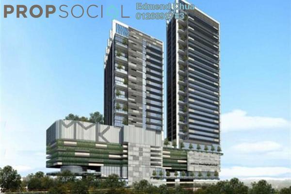 For Rent Office at Mercu Mustapha Kamal, Damansara Perdana Freehold Semi Furnished 0R/0B 48.1k