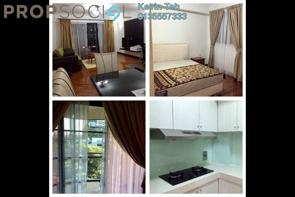 For Rent Condominium at Mont Kiara Sophia, Mont Kiara Freehold Fully Furnished 2R/2B 3.4k